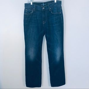 7 for all mankind austyn size 32 jeans